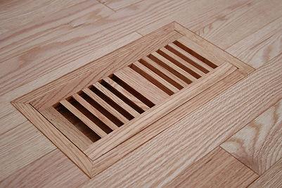 Flush Mount Vents   Floors