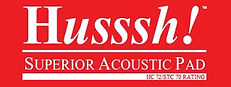 Husssh! Superior Acoustic Pad