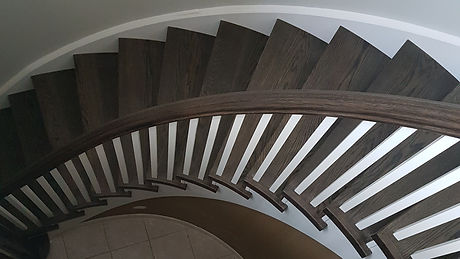 hardwood laminate vinyl stairs NAF Grandeur Vidar Biyork
