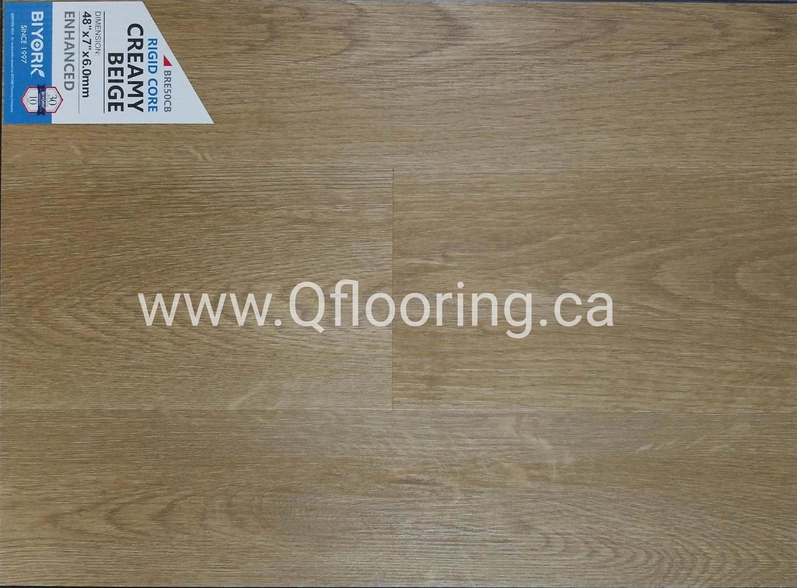 Q Flooring Waterproof Vinyl Planks