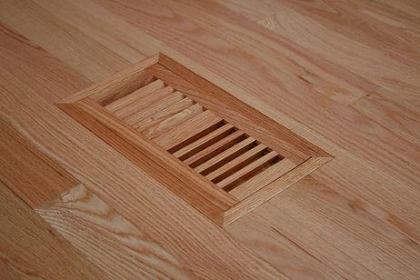 Flush Mount Vents | Floors