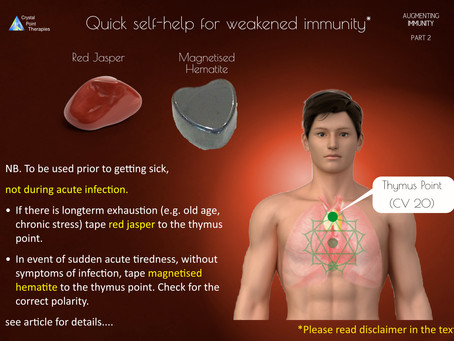 Augmenting Immunity Part 2