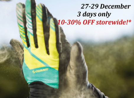 HUGE END OF YEAR SALE!!! 3 days only 27-29th December