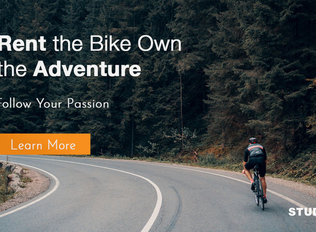 Rent the Bike - Own the Adventure!