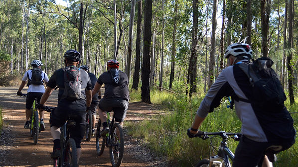 Bourkes Bicycles Social ride Taree