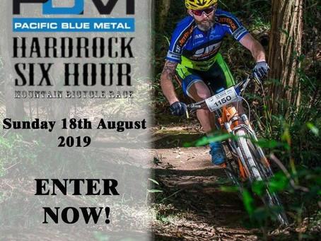 PBM Hardrock Shop Ride 17/8/19 - 2:30pm start - Intermediate