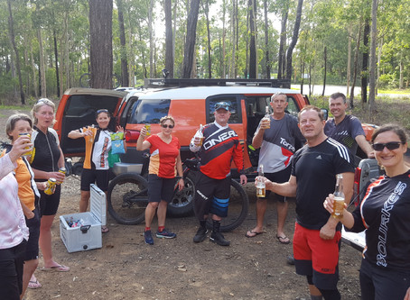 WE ARE BACK!! Shop Social Ride 27/6/20 - Novice MTB Ride