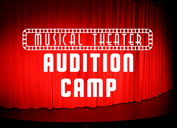 Musical Theater Audition Camp