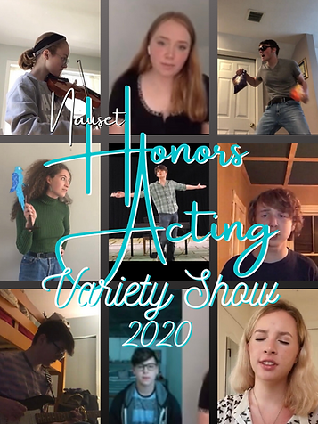 Honors Acting presents Variety Show 2020