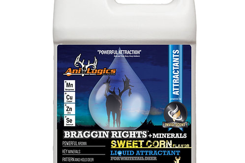 BRAGGIN RIGHTS LIQUID SWEET CORN 1/2 GALLON