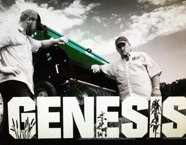 Troy & Jacob Landry, GENESIS Owners