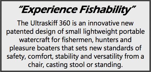 Ultraskiff 360 Safe & Comfortable