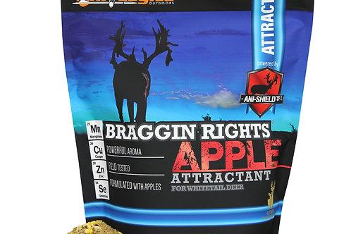 BRAGGIN RIGHTS APPLE ATTRACTANT 6LB BAG