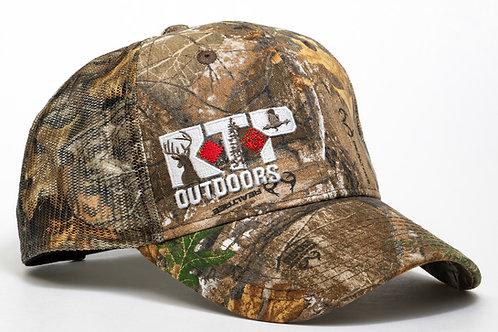 RTP Outdoors RealTree Edge Camo Hat