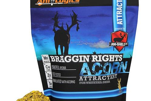 BRAGGIN RIGHTS ACORN ATTRACTANT 6LB BAG