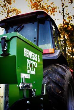 GENESIS Seed Box