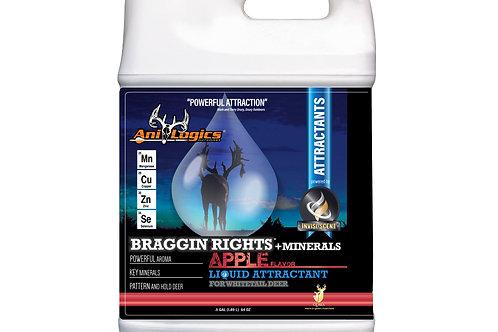 ANI-LOGICS BRAGGIN RIGHTS LIQUID APPLE 1/2 GALLON