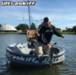 Find Fish In Any Water With Ultraskiff 360