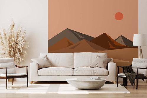 "Soleil Couchant ""Panoramique"""