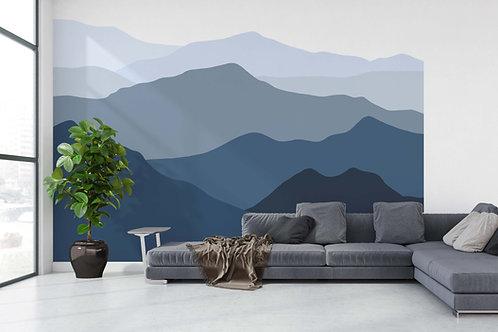 "Montagne Bleue ""Panoramique"""