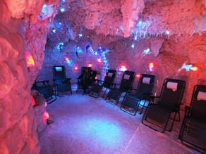 Provoz solné jeskyně od října 2020