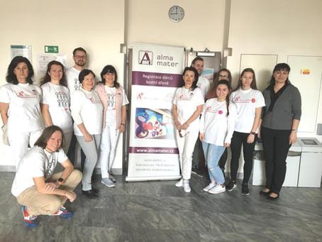 Slezská univerzita, Obchodně podnikatelská fakulta v Karviné dává Šanci na život – na náboru d
