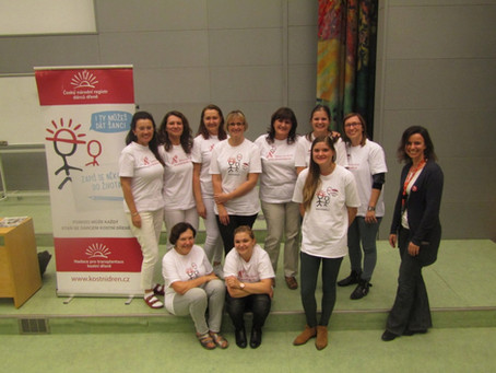 Alma Mater ve spolupráci s VÚT v Brně zaregistrovala dalších 134 nových potencionálních dárců kostní