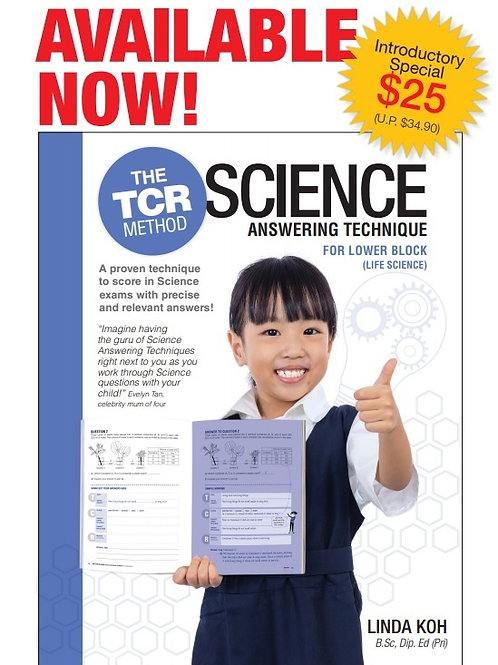 TCR Science Answering Technique (Lower Block Life Science)