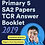 Thumbnail: (Softcopy) Primary 5 SA2 Papers TCR Answer Booklet