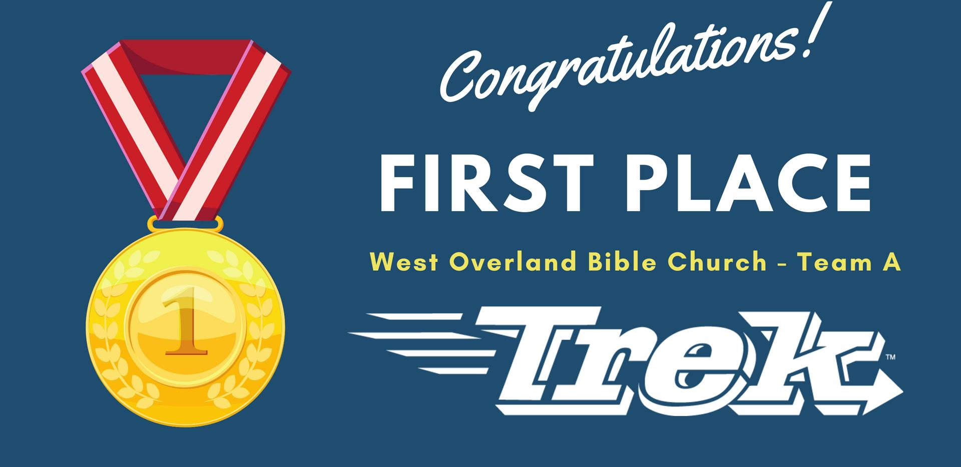 Trek - 1st Place