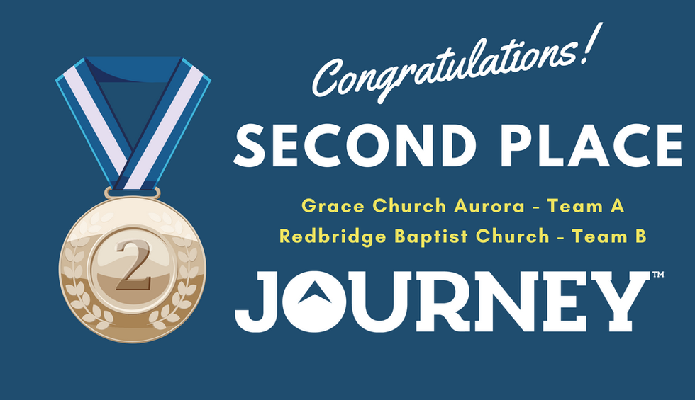 Journey - 2nd place