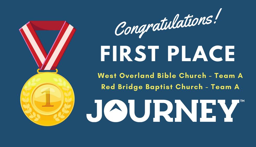 Journey - 1st place