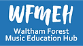 Waltham Forest Music Education Hub logo