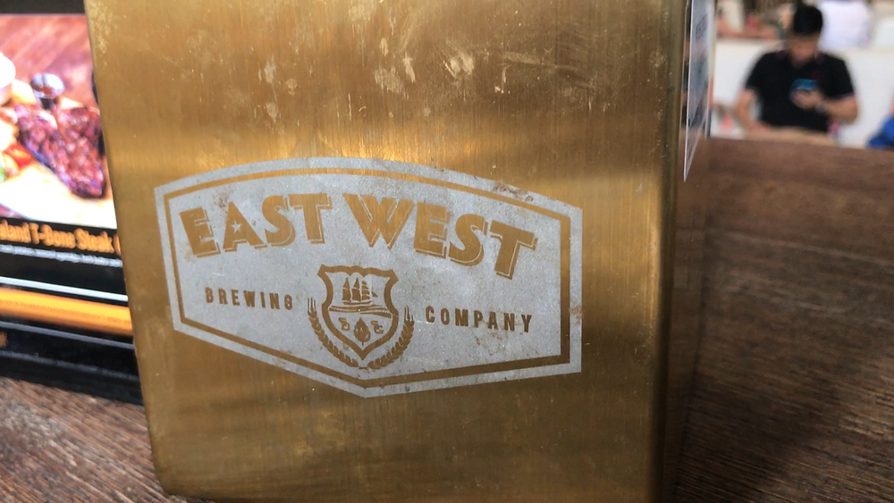 East west Brewing Company Logo