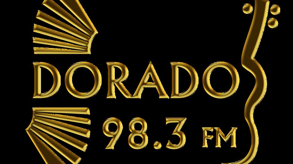 Publicidad en Dorado FM durante un mes