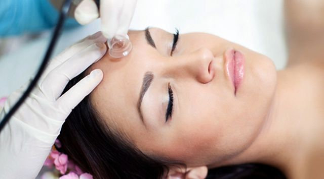 High Frequency Acne Treatment