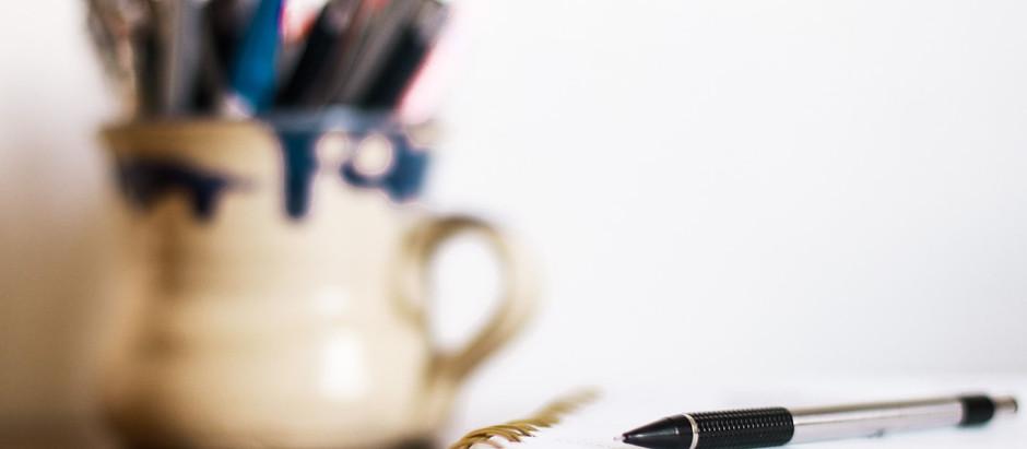 Teaching Tools for Creative Writing Classes