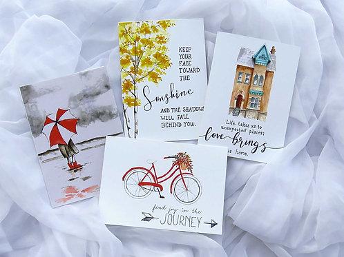 """""""Journey"""" Card & Stationery Bundle"""