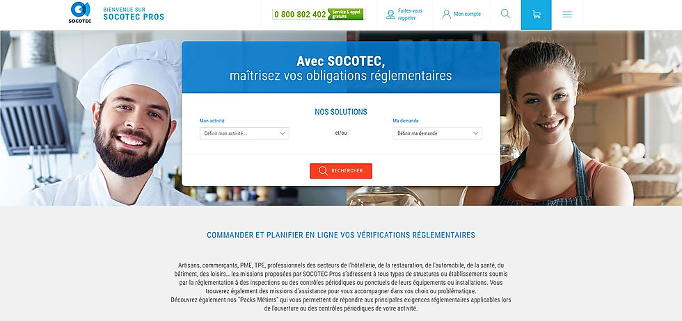 SOCOTEC - Christophe Bourdy Consultant C