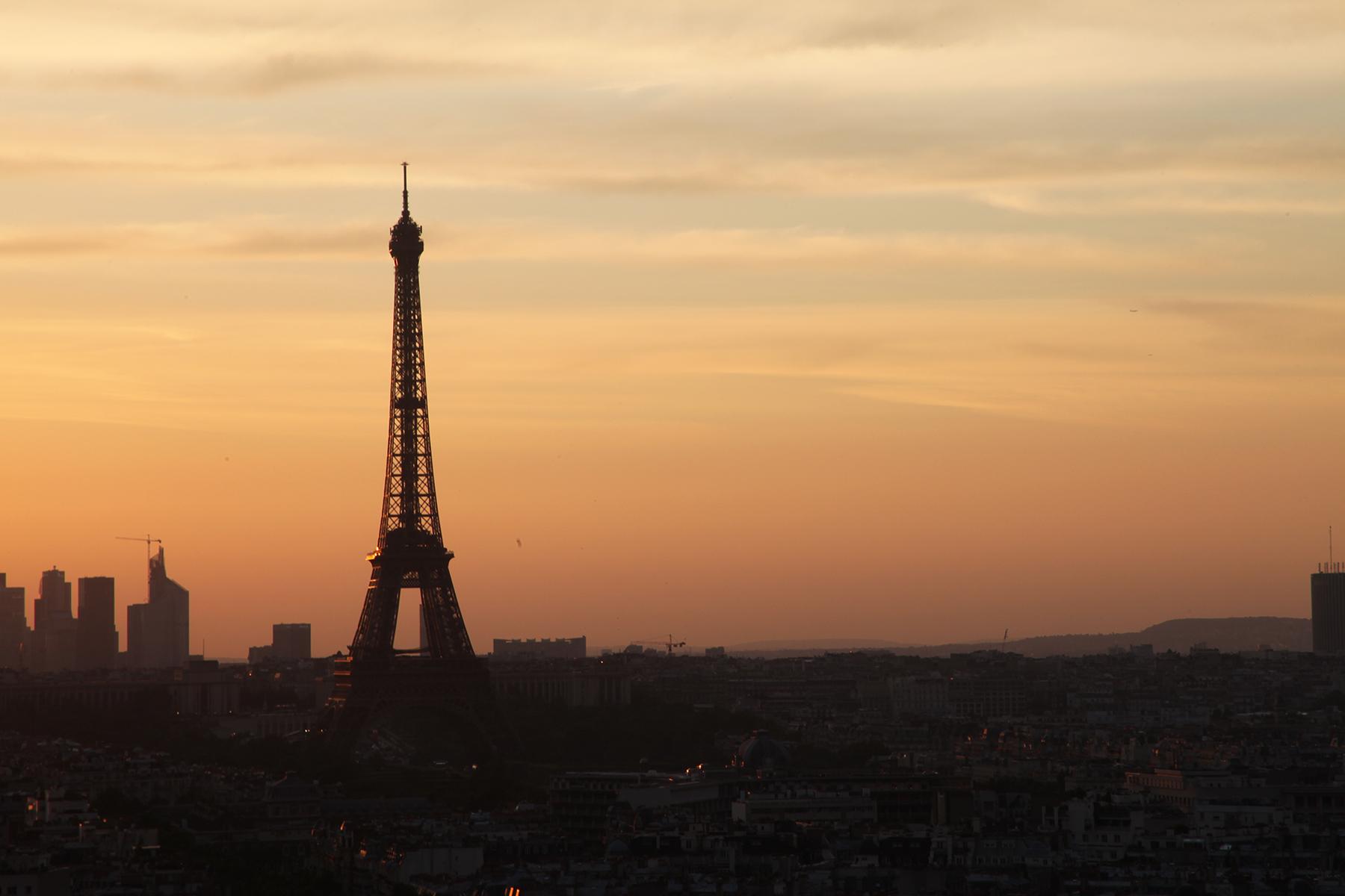 Flat in Paris