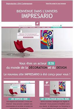 Christophe Bourdy : Portfolio Impresario