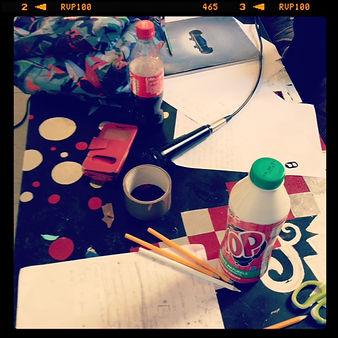 Ateliers d'écriture. SLAM.