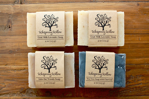 Whispering Willow Soaps