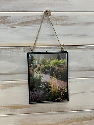 Glass Hanging Frame 8x10