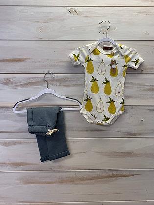Jogger Denim pants - 6-9 months