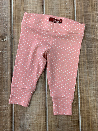 Rose dot leggings