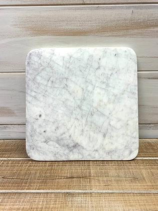 Square Marble Trivet