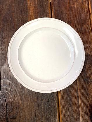 Ivory Salad Plate