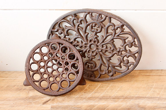 Iron Trivets (Small)