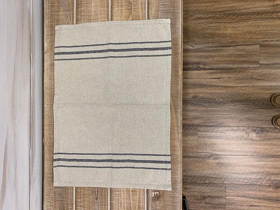 Striped Linen Placemat